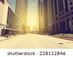 chicago | Shutterstock . vector #228112846