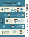 personal financial planning... | Shutterstock .eps vector #228118702