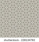 seamless pattern of... | Shutterstock .eps vector #228134782