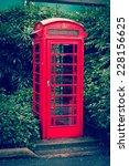 vintage retro effect filtered... | Shutterstock . vector #228156625