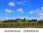 The Equal Grassy Farmer Field...