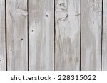 Weathered Wooden Texture