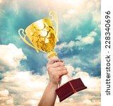 success concept | Shutterstock . vector #228340696