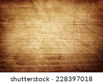 dark scratched grunge cutting... | Shutterstock . vector #228397018