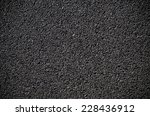 A Smooth Dark Grey Asphalt...