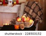 Festive Autumn Serving Table I...