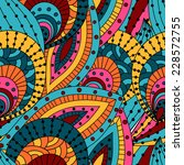 abstract seamless pattern | Shutterstock .eps vector #228572755