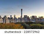 new york  new york   november 2 ... | Shutterstock . vector #228572962