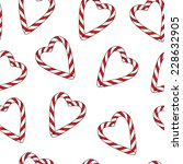 vector seamless pattern with... | Shutterstock .eps vector #228632905