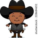 a cartoon illustration of a... | Shutterstock .eps vector #228684652
