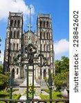 Saint Joseph Cathedral  Hanoi ...