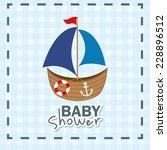 Baby Shower Graphic Design  ...