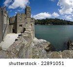 Dartmouth Castle On The Estuar...
