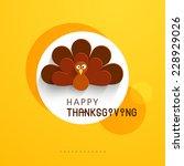 Celebration Of Thanksgiving Da...