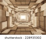 end of the tunnel | Shutterstock . vector #228935302