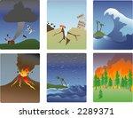 illustrations of natural... | Shutterstock .eps vector #2289371