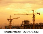 construction site. | Shutterstock . vector #228978532