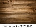 perfect wood planks background... | Shutterstock . vector #229029805