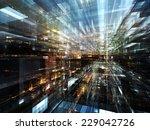 city lights series. design... | Shutterstock . vector #229042726