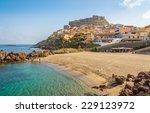 castelsardo italy   september... | Shutterstock . vector #229123972