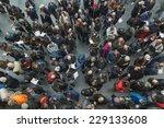milan  italy   november 5 ... | Shutterstock . vector #229133608