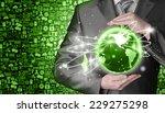 internet concept | Shutterstock . vector #229275298