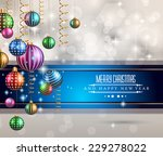 2015 new year and happy... | Shutterstock .eps vector #229278022