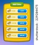 game ui. interface design....