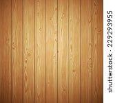 wooden seamless pattern.... | Shutterstock .eps vector #229293955