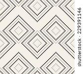 vector seamless pattern. modern ... | Shutterstock .eps vector #229391146