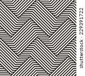 vector seamless pattern. modern ... | Shutterstock .eps vector #229391722