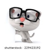 fun cat | Shutterstock . vector #229423192