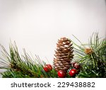 christmas decoration | Shutterstock . vector #229438882