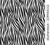 animal zebra print trendy... | Shutterstock .eps vector #229443112