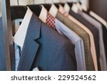 man suit | Shutterstock . vector #229524562