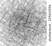 grunge scribble texture for... | Shutterstock .eps vector #229614556