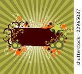 enjoy banner vector illustration | Shutterstock .eps vector #22965037