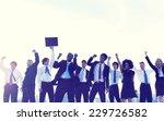 business people new york... | Shutterstock . vector #229726582
