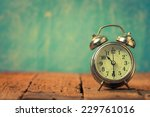 vintage background with retro... | Shutterstock . vector #229761016