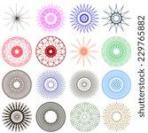 a vector illustration of... | Shutterstock .eps vector #229765882