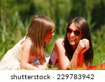 summer children and happy... | Shutterstock . vector #229783942