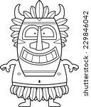 a cartoon illustration of a... | Shutterstock .eps vector #229846042