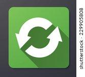 arrow icon  flat ui design...