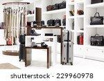 bright and fashionable interior ... | Shutterstock . vector #229960978