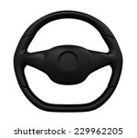 steering wheel isolated | Shutterstock . vector #229962205