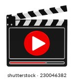 the movie | Shutterstock . vector #230046382