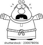 a cartoon illustration of a... | Shutterstock .eps vector #230078056