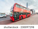 Double Decker On London Bridge