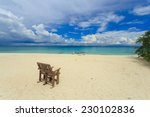 tropical beach in munnork... | Shutterstock . vector #230102836