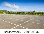 Vacant Parking Lot  Parking...